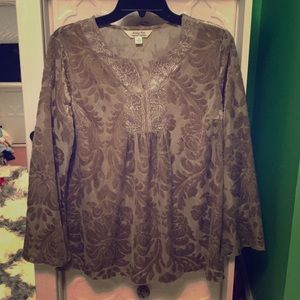 Top by Krazy Kat size small like new!